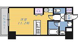 コプリーキタハナダ[3階]の間取り