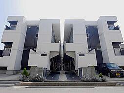 CB箱崎ソルテ[1階]の外観