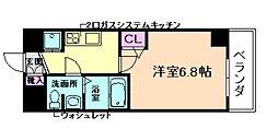カインド四貫島マンション[4階]の間取り