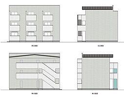 LA SOIE[1階]の外観