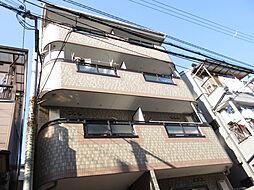 大阪府大阪市東淀川区下新庄5丁目の賃貸マンションの外観