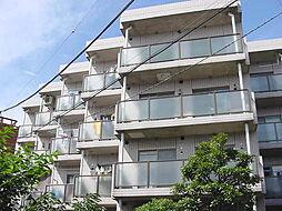 ハイネスウエストコーポ[1階]の外観