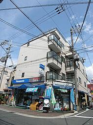 都島電化ハイツ[3階]の外観