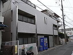 ダイドーメゾン青木[3階]の外観