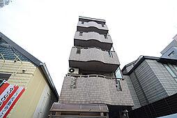 メゾンエビス[4階]の外観