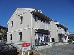 滋賀県彦根市原町の賃貸アパートの外観