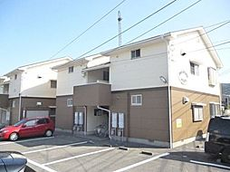 福岡県福岡市城南区東油山6丁目の賃貸アパートの外観