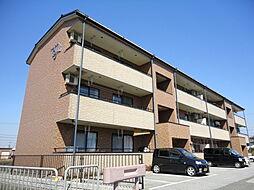 滋賀県米原市顔戸の賃貸アパートの外観