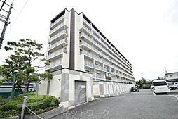 四条畷ロイヤルマンション[6階]の外観