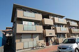神奈川県川崎市多摩区生田3丁目の賃貸アパートの外観