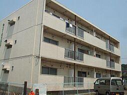 ヤマサイコーポ7号棟[3階]の外観