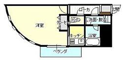MIKAMI2001[3階]の間取り