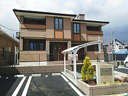 神奈川県横浜市旭区上川井町の賃貸アパートの外観