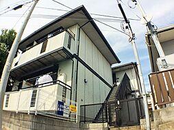 兵庫県神戸市須磨区北町1丁目の賃貸アパートの外観