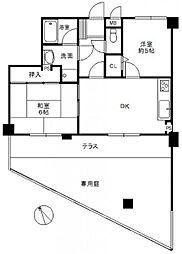 ロマネスク筑紫丘[3階]の間取り