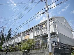 コーポラス和田[2階]の外観