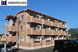 愛知県豊橋市飯村南3丁目の賃貸マンションの外観