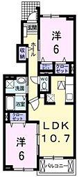 JR東北本線 新白岡駅 徒歩8分の賃貸テラスハウス