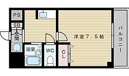 セルヴォワ小松[2階]の間取り
