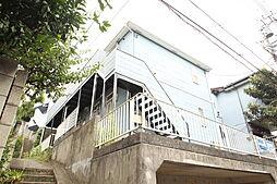 ガーデンハイツ新横浜[105号室]の外観