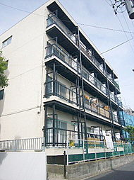 コミネマンション[4階]の外観