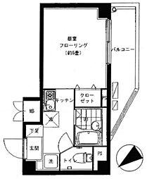 セイコーガーデン3[504号室]の間取り