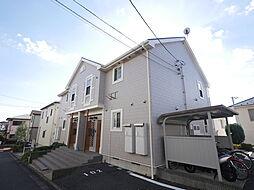 神奈川県綾瀬市早川城山5丁目の賃貸アパートの外観