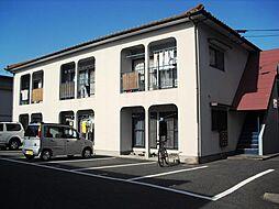 福岡県糸島市高田1丁目の賃貸アパートの外観