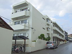 神奈川県川崎市宮前区平2丁目の賃貸マンションの外観
