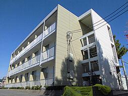愛知県豊田市美山町2丁目の賃貸マンションの外観
