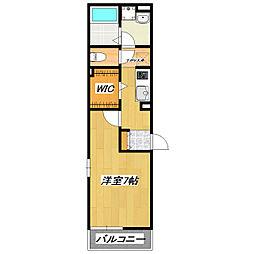 T・H南小岩[2階]の間取り