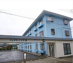 神奈川県横浜市緑区新治町の賃貸マンションの外観