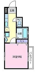 近鉄南大阪線 布忍駅 徒歩4分の賃貸アパート