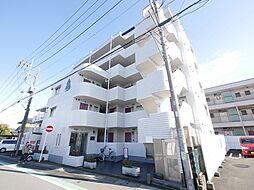 神奈川県海老名市門沢橋4丁目の賃貸マンションの外観