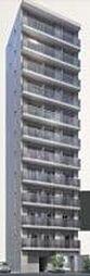 CRACIA SHINAGAWA-TOGOSHI-GINZA[10階]の外観