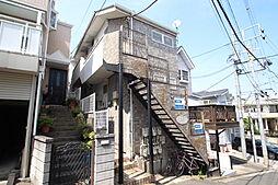 ピュアハウス妙蓮寺[102号室]の外観