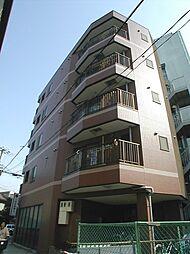 アルファコート[3階]の外観