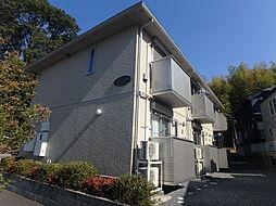 小田急小田原線 柿生駅 バス9分 麻生不動入口下車 徒歩4分の賃貸アパート