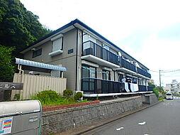 神奈川県川崎市麻生区栗木台5丁目の賃貸アパートの外観