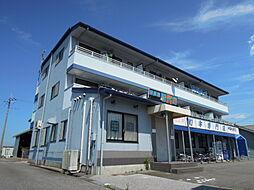 滋賀県東近江市垣見町の賃貸マンションの外観