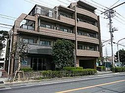 千葉県市川市塩焼5丁目の賃貸マンションの外観