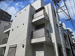 榮マンション[3階]の外観