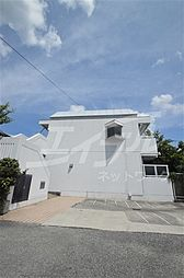 大阪府箕面市新稲6丁目の賃貸マンションの外観