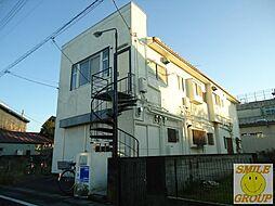 田代コーポ[201号室]の外観