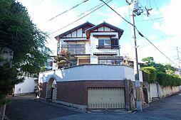 [一戸建] 大阪府豊中市本町8丁目 の賃貸【/】の外観