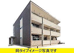 大阪府枚方市藤阪元町1丁目の賃貸アパートの外観