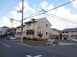 大阪府堺市中区深阪4丁の賃貸アパートの外観