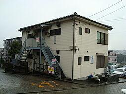 藤塚ハイツ[202号室]の外観