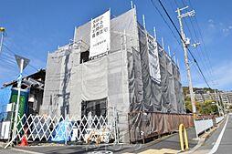 [一戸建] 大阪府池田市畑4丁目 の賃貸【/】の外観