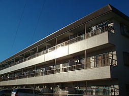 南八幡ガーデンビレッジ[301号室]の外観